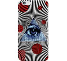 LOOK AT ME iPhone Case/Skin