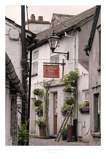 Hawkshead by Andrew Roland