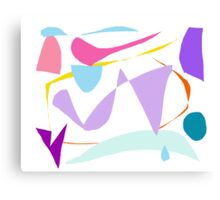 Cool Raindrop Wind Cold Meaning Words Canvas Print