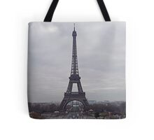 The Eiffel Tower sure does stand out Tote Bag