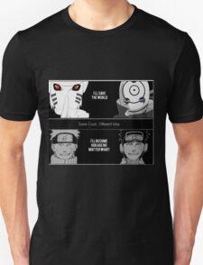Naruto   Naruto & Obito T-Shirt