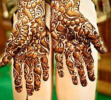 Bridal Mehendi by Valerie Rosen