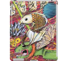 Koi Luck Dragon iPad Case/Skin