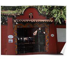 Old Hacienda - Hacienda Vieja Poster