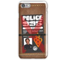 Deckard's phone cover iPhone Case/Skin