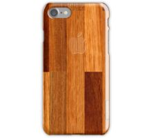 Oak block cover iPhone Case/Skin