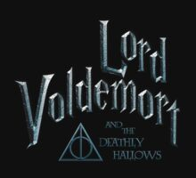 Lord Voldemort and the Deathly Hallows by Silvanne