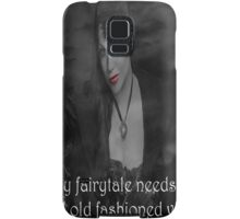 Once Upon A Time - Evil Queen - Every fairytale needs a good old fashioned villain Samsung Galaxy Case/Skin