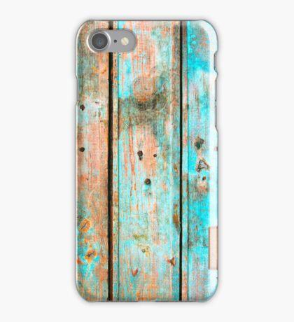 Flakey Fence iPhone Case/Skin
