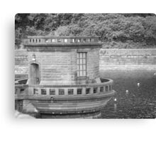 LADY BOWER  Canvas Print