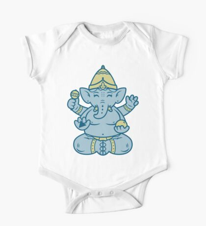 Ganesha One Piece - Short Sleeve