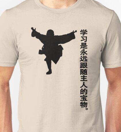 china, kung fu, wisdom Unisex T-Shirt