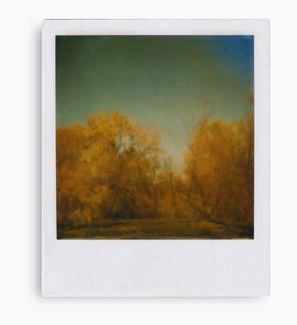 if mars had trees Canvas Print