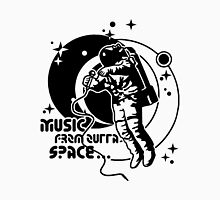 Music from outta Space Men's Baseball ¾ T-Shirt
