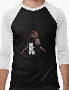Last of Us Clicker Men's Baseball ¾ T-Shirt