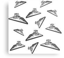 Imperial Cruiser Metal Print