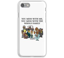The Whole Family iPhone Case/Skin