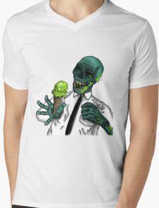 We All Scream for Radiation Poisoning! Mens V-Neck T-Shirt