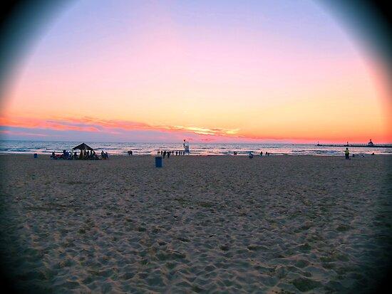 St. Joseph, MI   Silver Beach by RJtheCunning