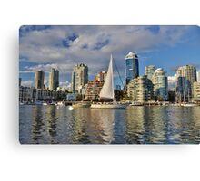 Vancouver, British Columbia, Canada Canvas Print