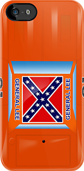Dukes of Hazzard General Lee by acepigeon