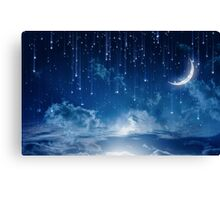 A sky full of stars Canvas Print