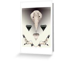 Naga Greeting Card