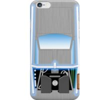 Back to the Future De Lorean iPhone Case/Skin