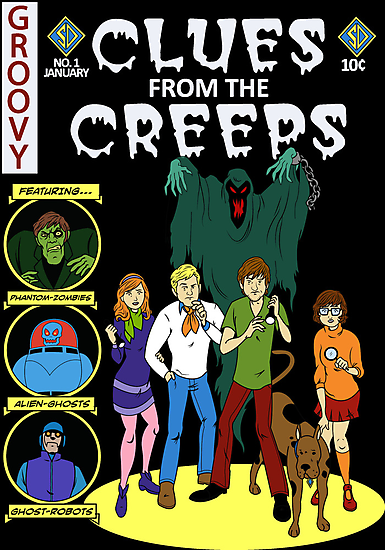 Clues From the Creeps by mbecks114