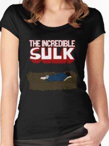 Sherlock Smash Women's Fitted Scoop T-Shirt