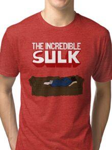 Sherlock Smash Tri-blend T-Shirt