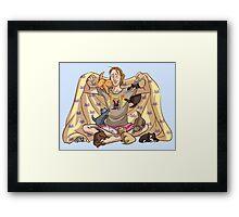 Precious Magebundle II: Electric Mewgaloo Framed Print