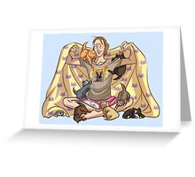 Precious Magebundle II: Electric Mewgaloo Greeting Card