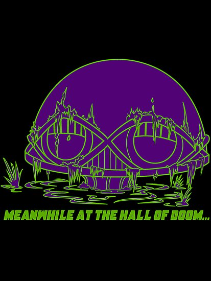 Meanwhile at the Legion of Doom by mbecks114