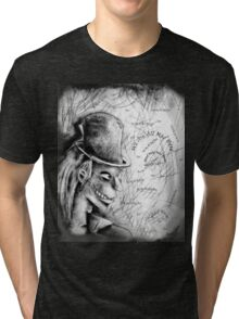The Mad Hatter Tri-blend T-Shirt