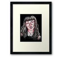 Candied and Cute Framed Print