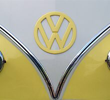 Yellow VW Dub by KitKatGibbs