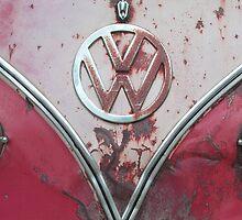 Pink VW  by KitKatGibbs