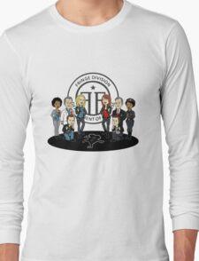 Fringe the Animated Series Long Sleeve T-Shirt