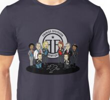 Fringe the Animated Series Unisex T-Shirt