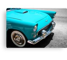 South Beach Classic Canvas Print