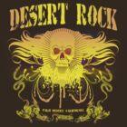 Desert Rock - Palm Desert, California by AdeGee
