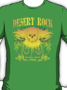 Desert Rock - Palm Desert, California T-Shirt