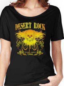Desert Rock - Palm Desert, California Women's Relaxed Fit T-Shirt