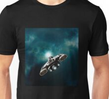 Wormhole Opening Unisex T-Shirt