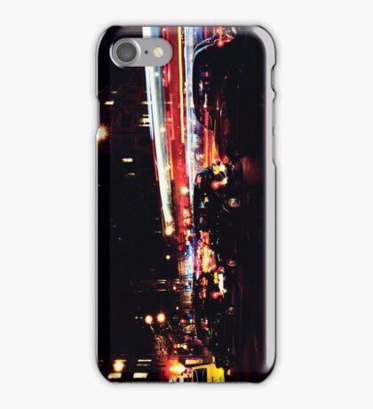 Black Cabs iPhone Case/Skin