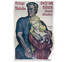 Kriegsanleihe helft den Hütern eures Glückes 1079 Poster