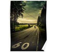 What Speed Limit? Poster