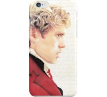 Movie!Enjolras Poster, Prints, and Cards iPhone Case/Skin