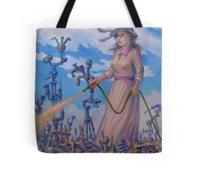Mary Mary (Quite Contrary) Tote Bag